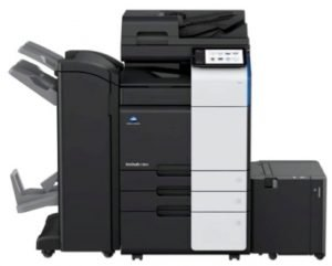Konica Minolta Bizhub C250i Multifunction Printer 2