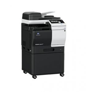 Konica Minolta Bizhub C3851FS Copier Printer Scanner Fax