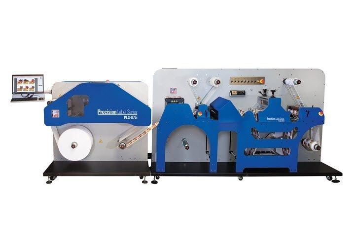 muratec label printer pls-875-set