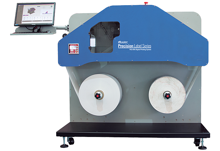 muratec label printer pls-875i