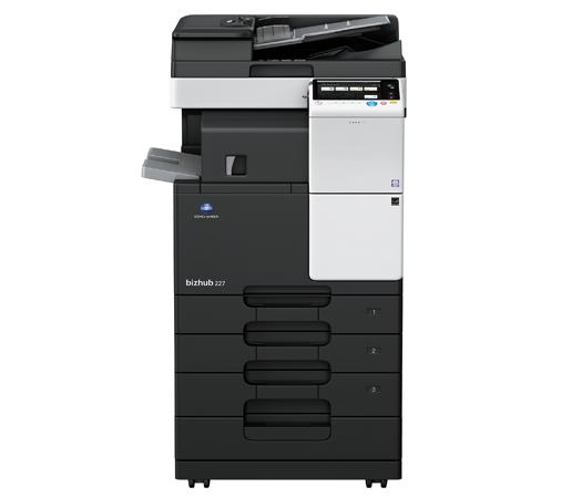 Muratec Bizhub 227 Copier Printer Scanner